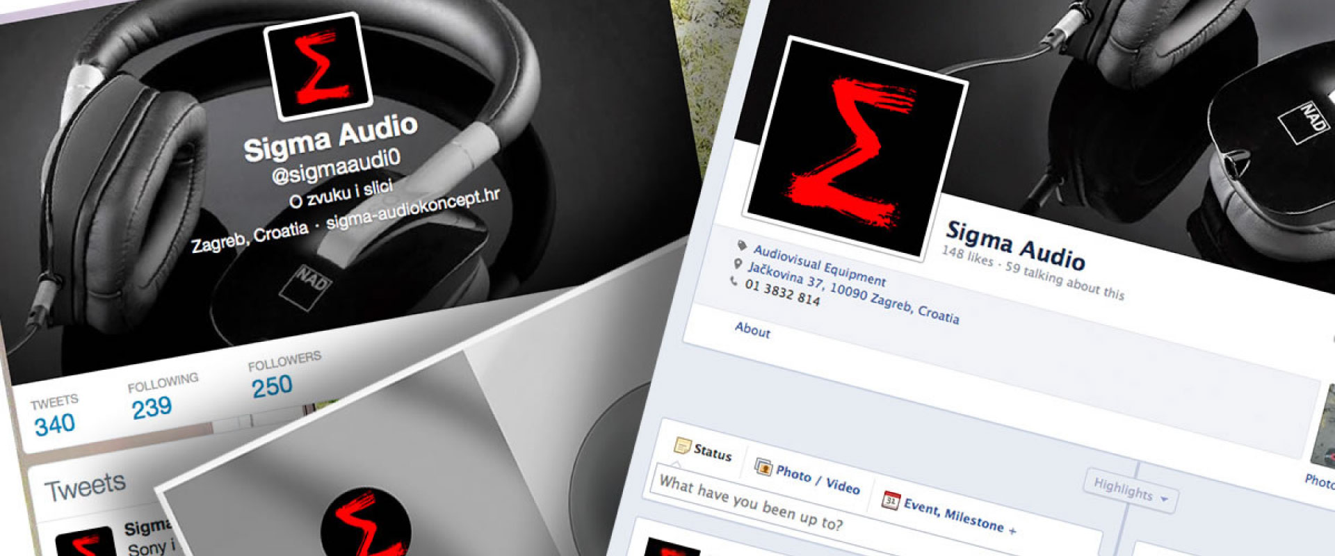 Sigma Audio Na Drustvenim Mrezama 01