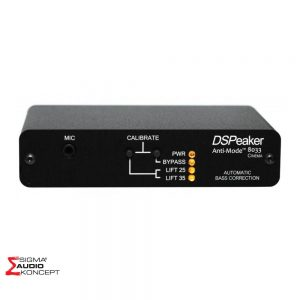 Dspeaker Anti Mode 8033 Automatic Bass Correction 01