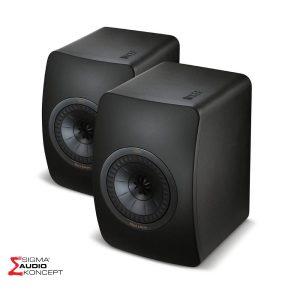 Kef Ls50 Black Edition Zvucnici Crni 01