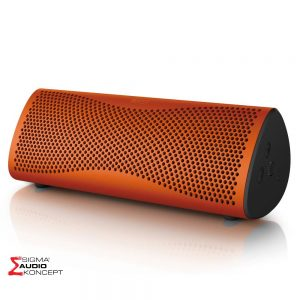Kef Muo Zvucnik Sunset Orange 01