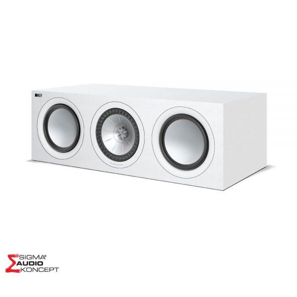 Kef Q650c Zvucnik Bijeli 01