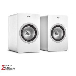 Kef X300a Wireless Zvucnici Bijeli 01
