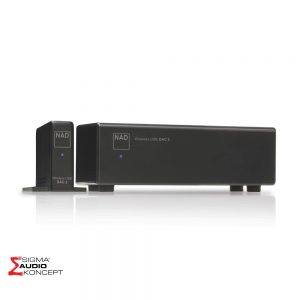 Nad Wireless Dac 2 Digitalno Analogni Konverter 01