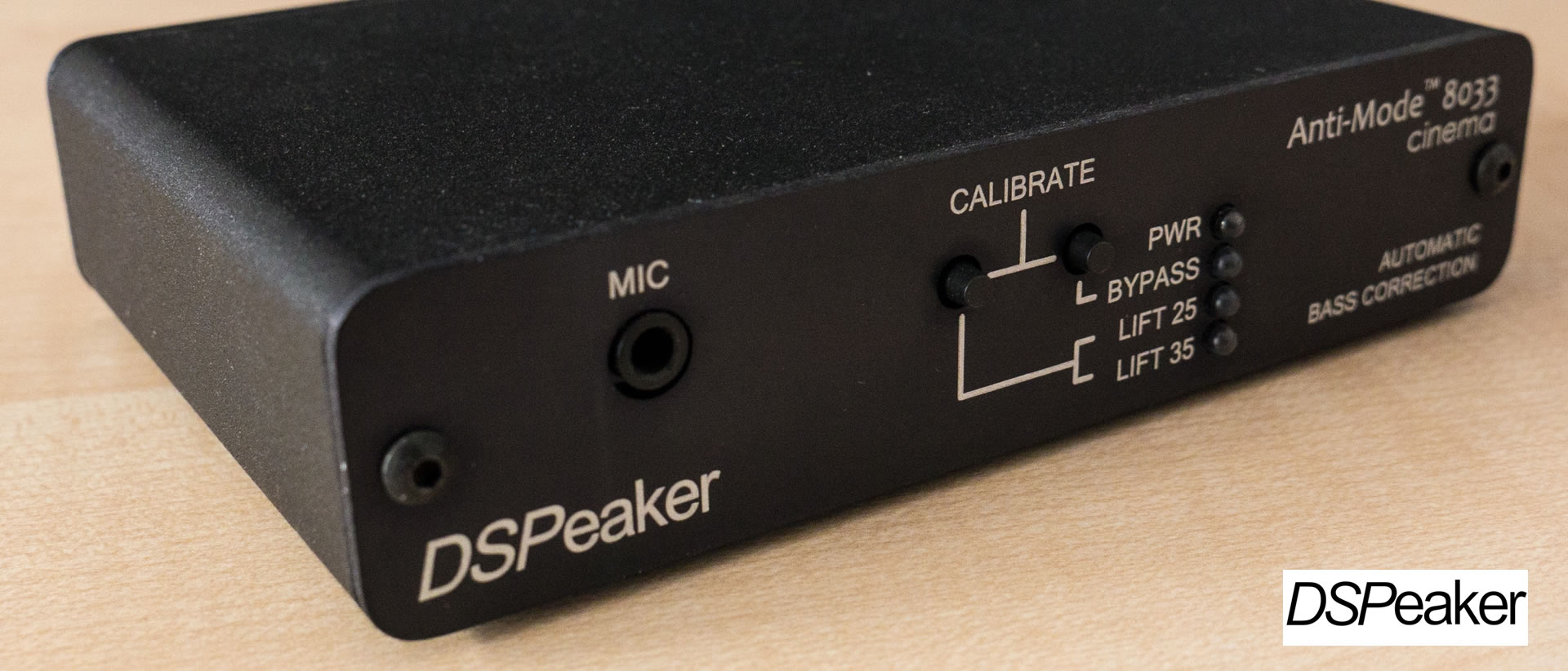 DSPeaker Hrvatska: korekcija sobne akustike