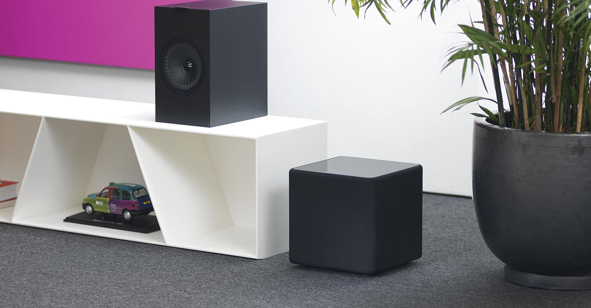 Sigma Audio Koncept Kef Kube 8b