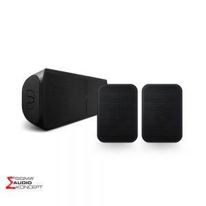 Bluesound Home Theatre Combo Soundbar Flex Crni