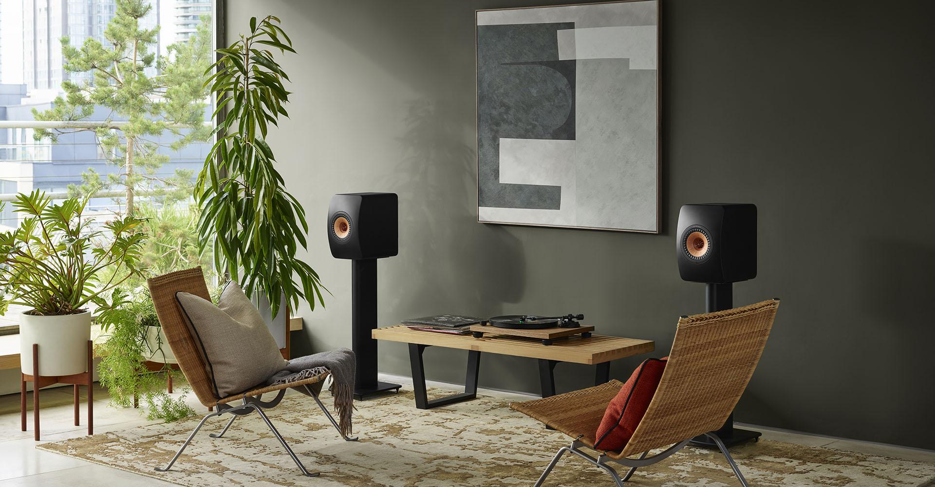 Sigma Audio Kef Ls50wireless Ii Carbonblack
